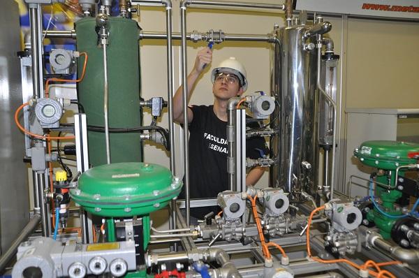 Faculdade de Tecnologia em Automação Industrial